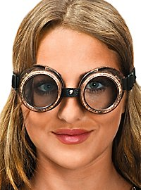 Steampunk Glasses bronze