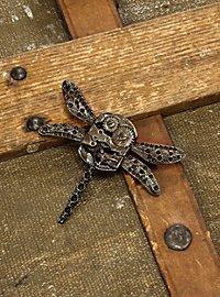 Steampunk Libellen Brosche