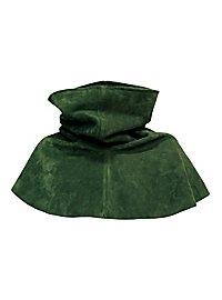 Suede Gorget - Wanderer green