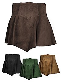 Suede Skirt - Amazon