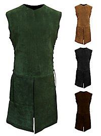 Leather Jerkin - Huntsman