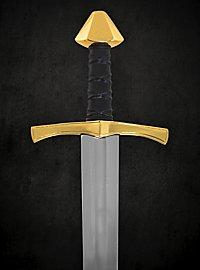 Sword with brass handle - Cortenuova B-Ware