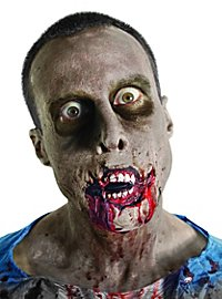 The Walking Dead Zombie Mund Latexapplikation