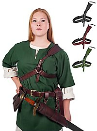 Three strap shoulder belt - Skirmisher