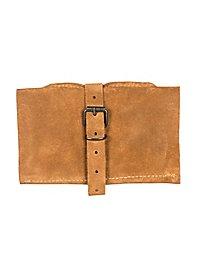 Tobacco bag - Südhang, light brown