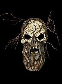 Triffoid Baumdämon Maske aus Latex