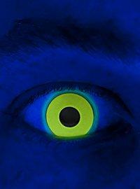 UV Gelb Kontaktlinsen