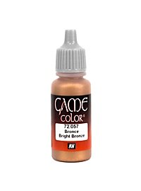Vallejo - Metallic Color 057 Bright Bronze 17ml
