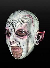 Vampire Chinless Mask Made of Latex
