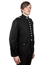 Veste d'uniforme noire