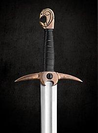 Viking Sword with Dragon Pommel