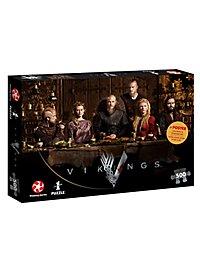 Vikings - Puzzle Ragnar's Court