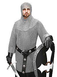 Chainmail Hauberk - Warrior