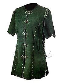 Warrior Maid Leather Tunic