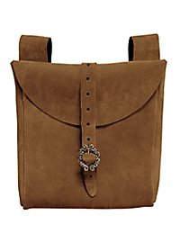 Belt Pouch - Villain (Large) light brown