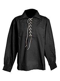 Shirt - Lone Rider, black