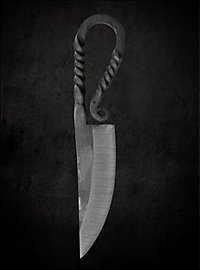 Will Scarlett Wrought Iron Knife