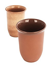 Wine cup from clay - 0,3 l