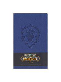 World of Warcraft - Alliance Notebook