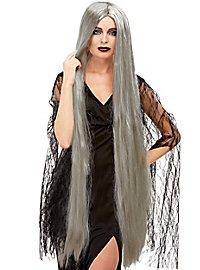 XXL Wig grey