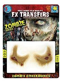 Zombie Cheekbones 3D FX Transfers