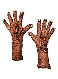 Zombieklauen rot