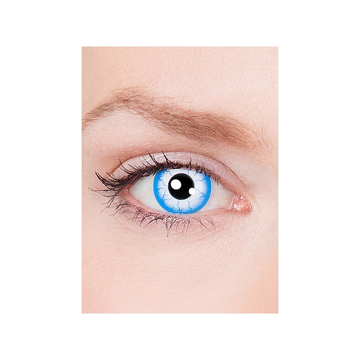 Electricity Contact Lenses