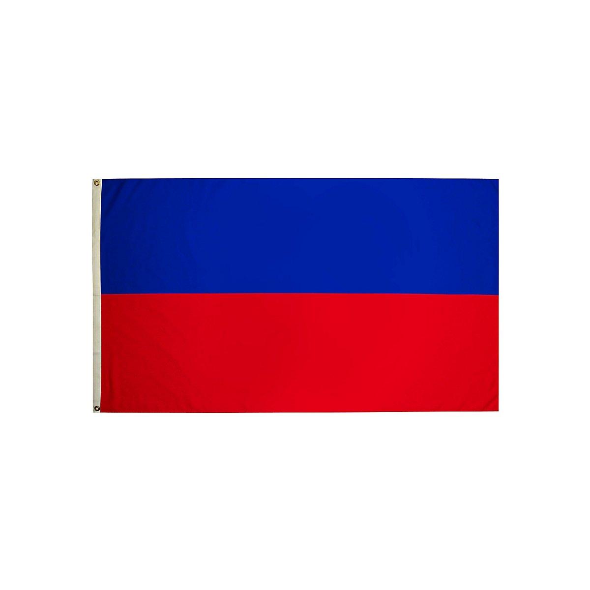 Flagge Rot-blau