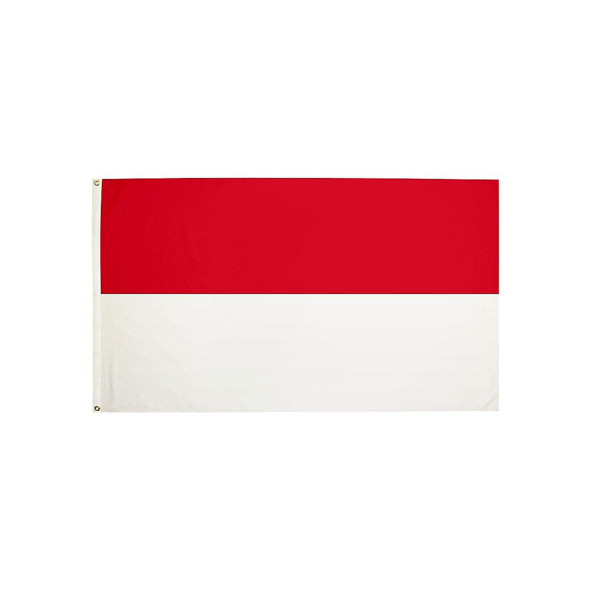 Flagge Rot-weiß
