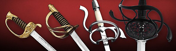 Epees and Rapiers