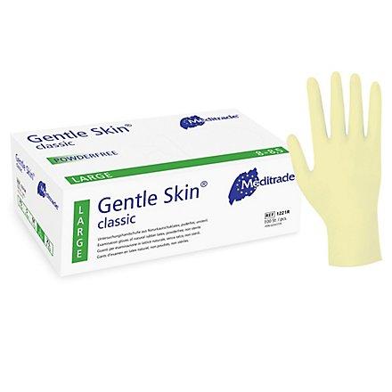 Meditrade Gentle Skin® classic Latex Untersuchungshandschuh - 100 Stück