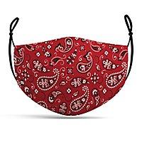 Fabric mask bandana
