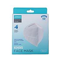 JoyRoom KN95-FFP2 Premium-Gesichtsmaske ohne Ventil - 5 Stück