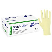 Meditrade Gentle Skin® classic Latex examination gloves - 100 pcs