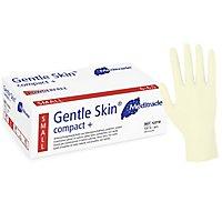 Meditrade Gentle Skin® compact Latex Untersuchungshandschuhe - 100 Stück