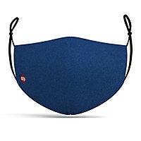 Stoffmaske Blue Denim blau