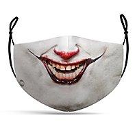 Stoffmaske Horrorclown