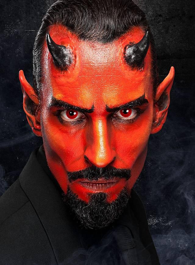 Make Up Set Teufel Halloween Schminkset Maskworld Com
