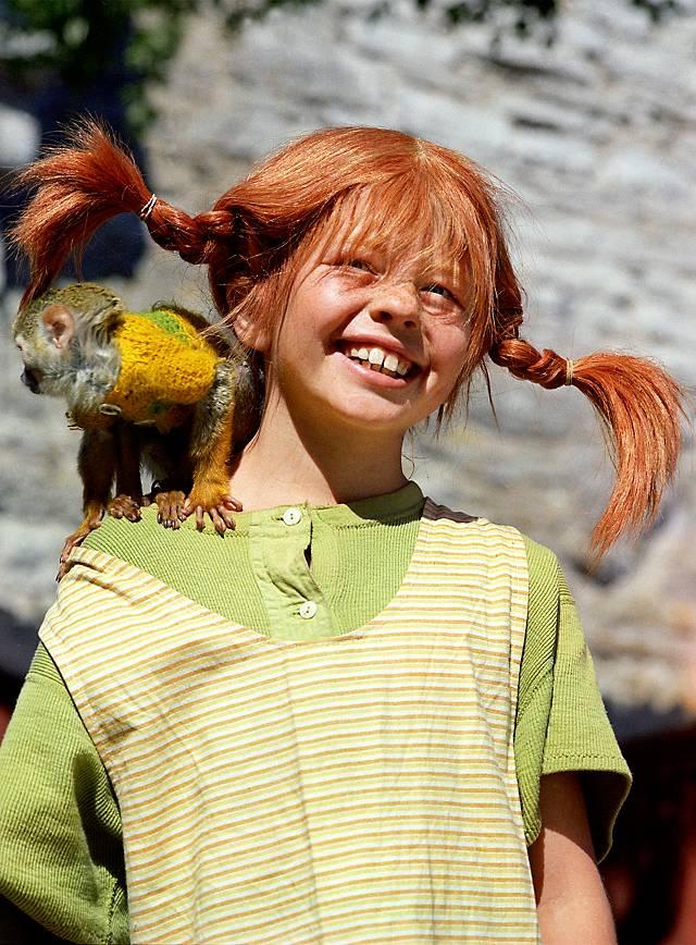 Pippi Langstrumpf Strmpfe fr Erwachsene
