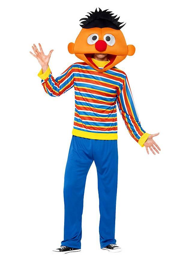 Ernie Kostüm Faschingskostüm 2017