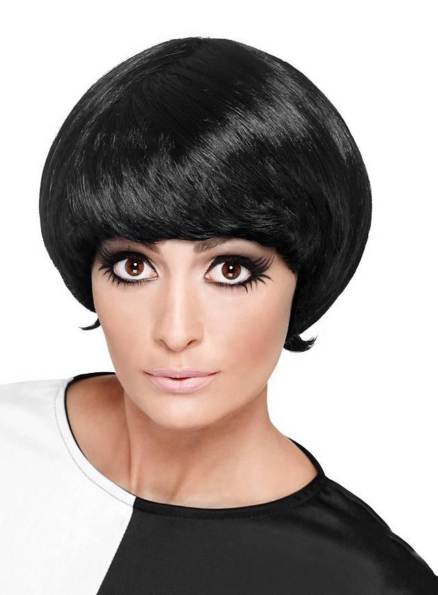 1960s Bob Cut Wig