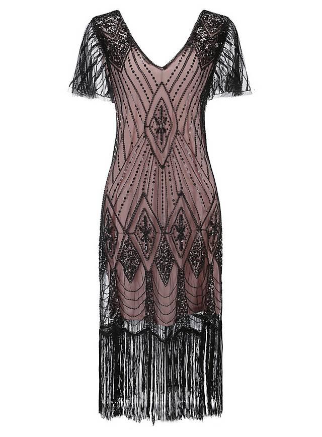 20er Jahre Charleston Kleid Grace