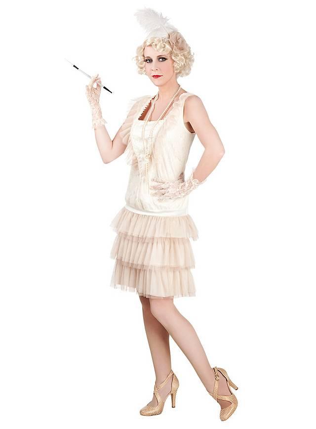 20er Jahre Cocktailkleid Kostüm