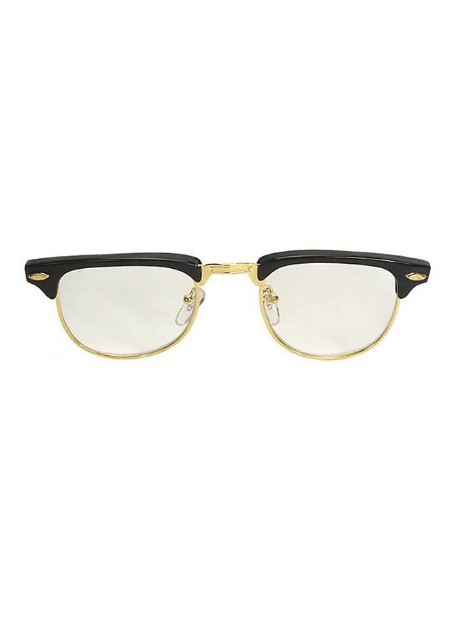 50er Brille Spießer