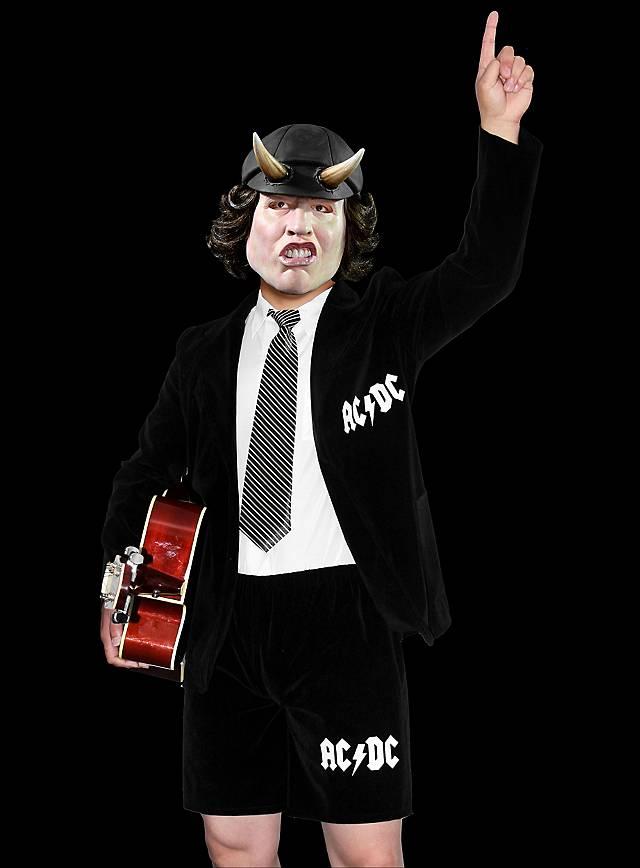 AC/DC Angus Young Kostüm