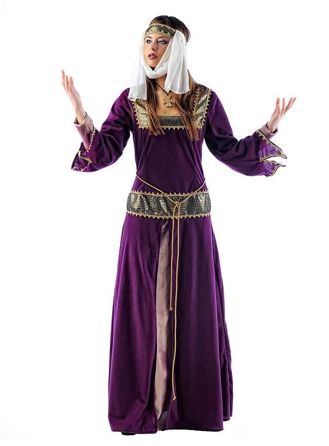 Adelige Jungfrau Kostüm
