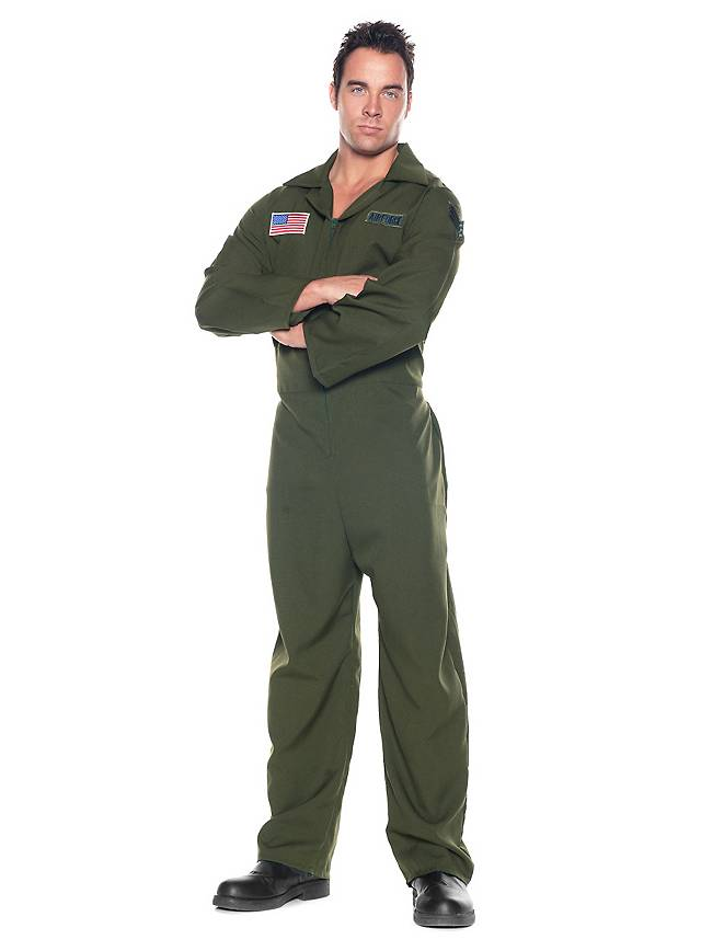 Air Force soldier costume