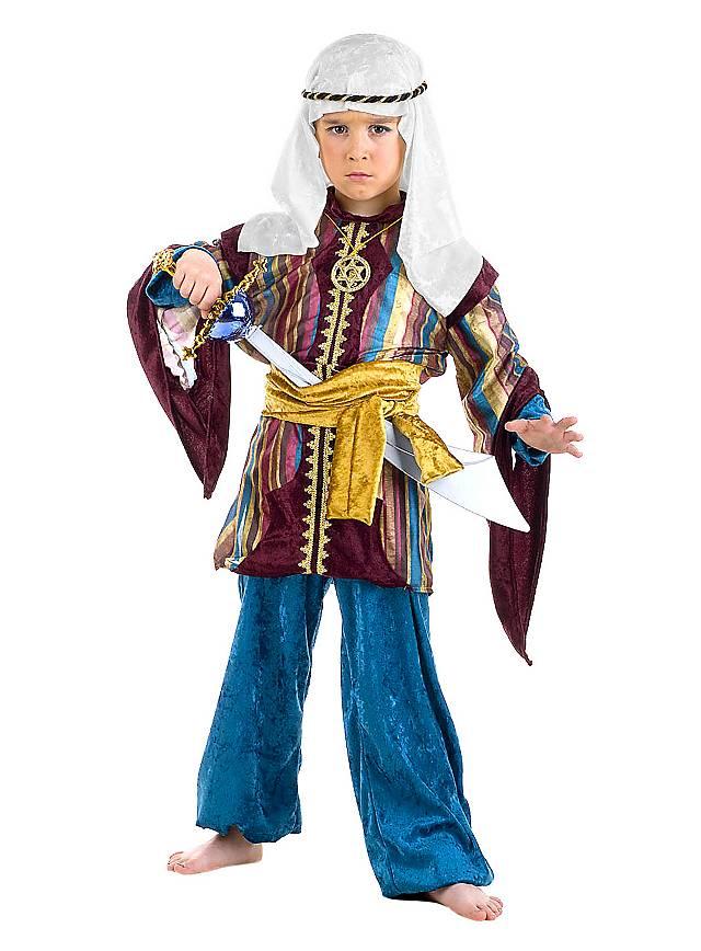 Aladin Kinderkostm Scheich Kostm