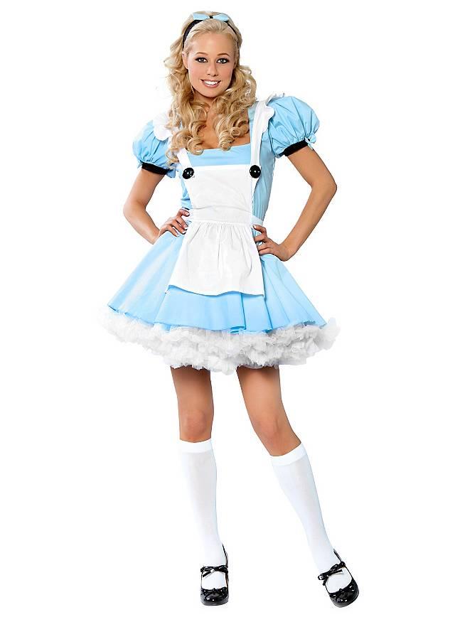 Alice Klassisch Kostüm Maskworldcom