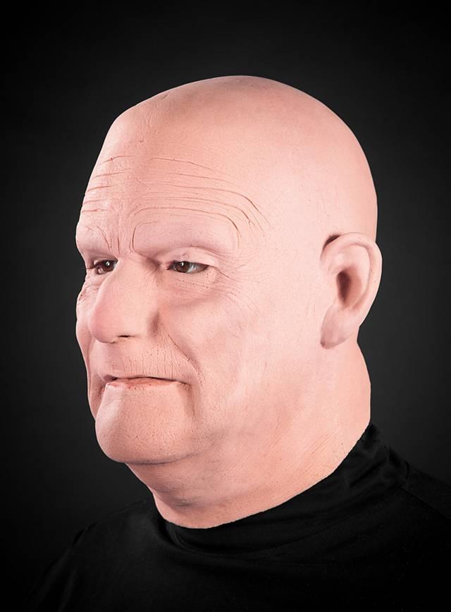 große poren mann